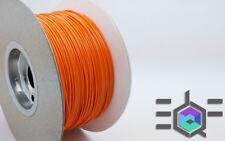 3DQF Tangy Orange UK Made 3D Printer Filament PLA 1.75mm Leap Fog UP XYZ