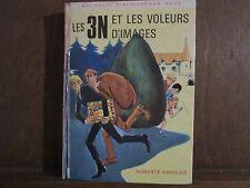 Roberte Armand/ Les 3N et les voleurs d'images/ Bibliothèque Rose Hachette