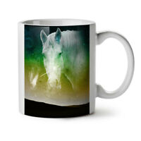 Horse Space Wild Animal NEW White Tea Coffee Mug 11 oz | Wellcoda