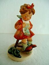 "Goebel Hummel ""Mother'S Helper"" Tmk #133 1981 W. Germany 4 3/4"" high"