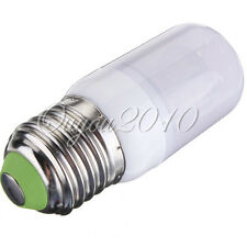 E12 E14 E26 E27 B22 G9 GU10 5730 LED 27 SMD Corn Light Bulb w/ Cover 110-220V 5W