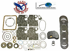 4L60E Transmisson Heavy Duty HEG Banner Kit Stage 2 2004-UP