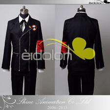 EE0012AF Persona 3 Minato Arisato Gekkoukan Uniform Cosplay Costume