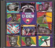 THE U-KREW - The U-Krew / Selftitled 11TR CD 1989 HIP HOP