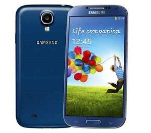 NEW UNLOCKED BLUE ARCTIC SAMSUNG GALAXY S 4 IV S4 SGH-I337 PHONE KA13 B