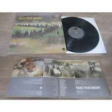 VARIOUS - Paint Your Wagon LP French Press OST 1969 Paramount