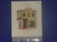 Hallmark Don's Nursery Nostalgic Houses and Shops 2008 Ornament