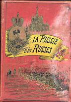 La Russie et les Russes par Victor Tissot chez Plon non daté