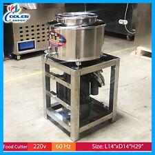8Lbs Robot Coupe Vertical Cutter Mixer Vcm Food Processor Chopper Cooler Depot