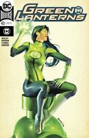 GREEN LANTERNS #43 DC COMICS Variant Rebirth SEELEY COVER B