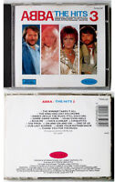 ABBA The Hits 3 - Rock Me, The King Has Lost His Crown,... 1988 UK Pickwick CD