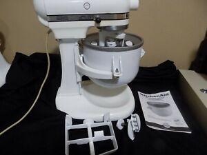 Kitchenaid 2 QT. Ice Cream Maker, Mixer Attachment