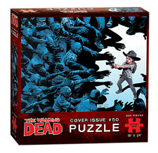 The Walking Dead™ Cover Art Issue 50 Puzzle 550 Piece New 2016