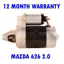 MAZDA 626 2.0 SALOON 1979 1980 1981 1982 REMANUFACTURED STARTER MOTOR