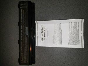 PA5109U-1BRS PA5024U-1BRS Battery for Toshiba Satellite C50-A-1DU C50-A-1DV FCY