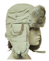 NEW Yukon Tracks Hats Unisex Adult Eskimo Ice Red Winter Cold Weather Hat Medium