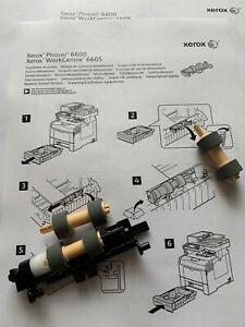Xerox Paper Tray Feed Roller Kit 604K11192  For Workcentre / Phaser / Versalink