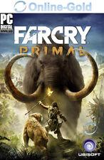 Far Cry Primal Clé - Uplay Ubisoft Jeu Code - Pc Jeu Carte - [NEUF] [EU] [FR]