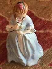 Royal Worcester Bone China Figurine - Sweet Anne #3630 made in England.
