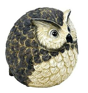 Gift Essentials Key Hider Stocky Owl Kritter Key Holder Patio & Garden Ornament