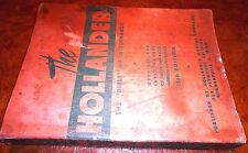 Hollander Interchange 32 33 35 36 37 38 39 40-47 Ford Chevy Plymouth Buick Olds