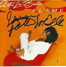 Patti LaBelle signed Flame cd