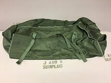 US Military Surplus Hospital Linen Canvas Bag Green Small 6545-00-926-6660 NEW