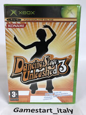 DANCING STAGE UNLEASHED 3 - XBOX - NUOVO SIGILLATO - NEW SEALED PAL VERSION