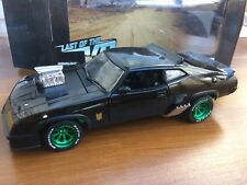 GREENLIGHT 84051 GREEN Hubs FORD FALCON XB model car V8 INTERCEPTOR Mad Max 1:24