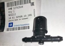 OPEL VAUXHALL INSIGNIA LEFT FRONT WINDSCREEN WASHER NOZZLE SPRAYER JET GENUINE
