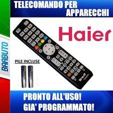 TELECOMANDO COMPATIBILE CON TV HAIER LET19C430 LET24C430 LET32C430 LET26C430