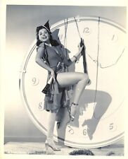 ANN MILLER CHEESECAKE DOUBLEWEIGHT - END OF WWII - EXC