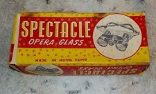Vintage Spectacle Opera Glass, portable, made in Hong Kong