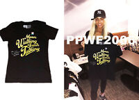 WWE CARMELLA HAND SIGNED AUTOGRAPHED WOMENS T-SHIRT WITH PIC PROOF COA RARE