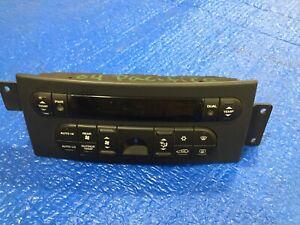 2004  Chrysler Pacifica A/C Heater Climate Control Unit P/N: P05005064AI OEM