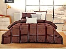 Lacoste Grimtune Reversible 2Pc  Comforter Set - Red - TWIN TXL