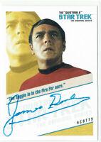 Quotable Star Trek TOS Original Series Autograph QA7 James Doohan as Scotty V1