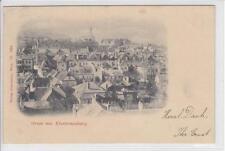 AK Klosterneuburg, Panorama, 1898