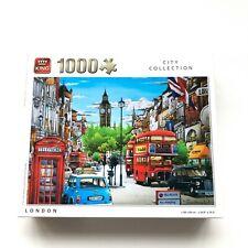 London Jigsaw Puzzle Landscape Cities London City Puzzles Pieces King 1000 Piece