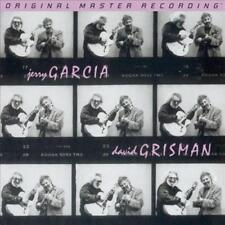 GARCIA, JERRY & DAVID GRI - JERYY GARCIA & DAVID GRIS NEW VINYL RECORD