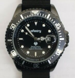 InFantry Special Edition  Watch