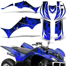 Decal Graphic Kit Yamaha Wolverine 450 ATV Quad YFM450FX Decal Wrap 06-12 ICE U