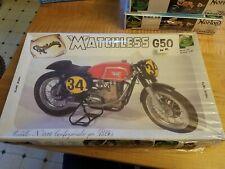 Vintage Protar Modelli Provini Matchless G50 Motorcycle Model Kit #181 Sealed