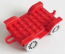 Lego Fabuland Pfanne Topf x653 rot fabu167