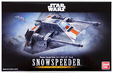 Snowspeeder Modellbausatz 1/48 & 1/144 von Bandai, Star Wars Episode V Model Kit
