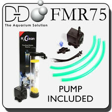 D-D FMR75 fluidificado medios reactor ROWAphos Filtro de arena Bio Perlas Pellet Reef