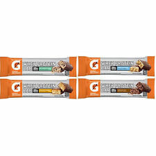 Gatorade Whey Protein Recover Bars, Variety Pack, 12 Count with Rule 1 Protein