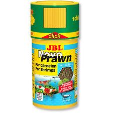 JBL NovoPrawn CLICK 100ml Novo Prawn Food for Cherry Crystal Tiger Shrimp