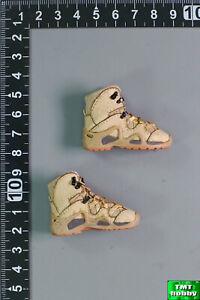1:6 Scale Verycool VCF-2050 Flecktarn Women Soldier KERR - Combat Boots (Hollow)
