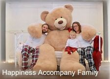 Huge Teddy Bear Plush Soft Toys 134'' Giant 340cm Stuffed Animals Gifts